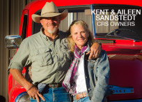 Kent & Aileen Sandstedt - CRS Owners
