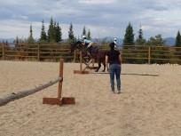 Jumping around!