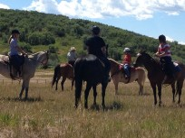 Rodeo Clinic in the Meadow
